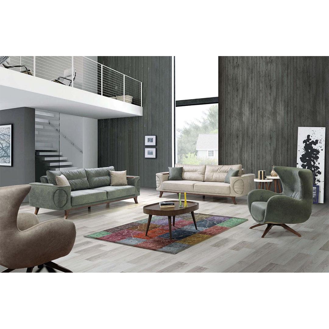 Manhattan 4 Piece Contemporary Lounge Suite